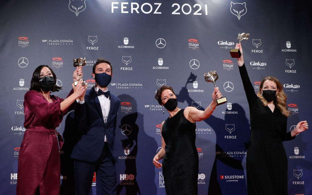 'Las niñas' y 'Antidisturbios', principales ganadoras de los premios Feroz 2021