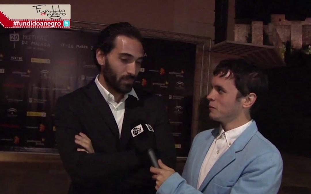 Festival de Málaga El actor Jorge Porras nos cuenta cómo se preparó su papel para Akemarropa
