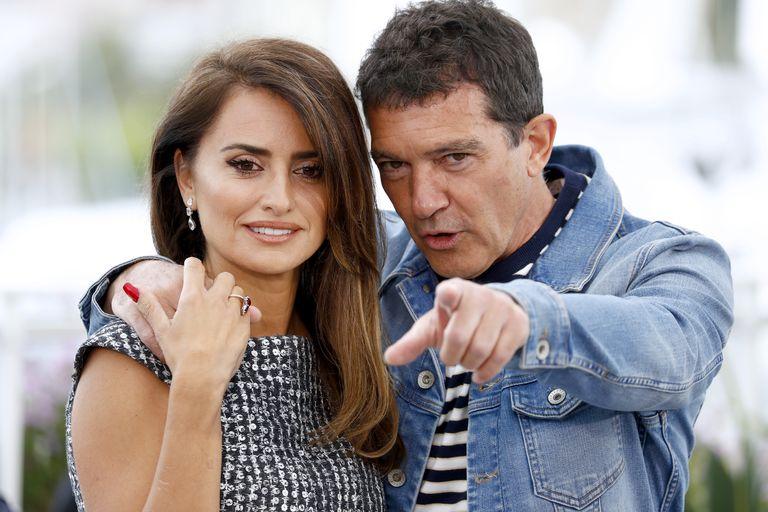 Antonio Banderas y Penélope Cruz rodarán en España la comedia 'Competencia oficial'