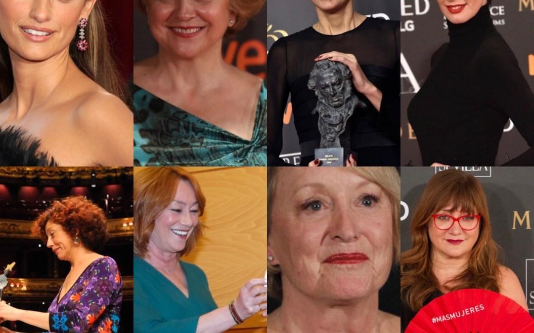 Top 10 de las  mujeres más destacables del cine español en el siglo XXI