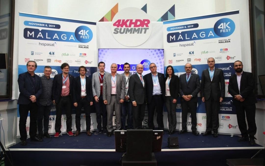 Más de 500 cortos de casi 50 nacionalidades se inscriben en Málaga 4K Fest, que crece de forma exponencial
