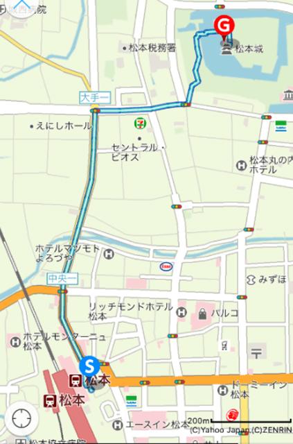 matsumoto-access