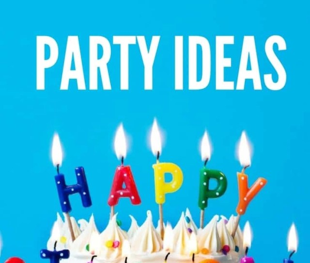 Th Birthday Party Ideas Themes Decorations Centerpieces Favors And More