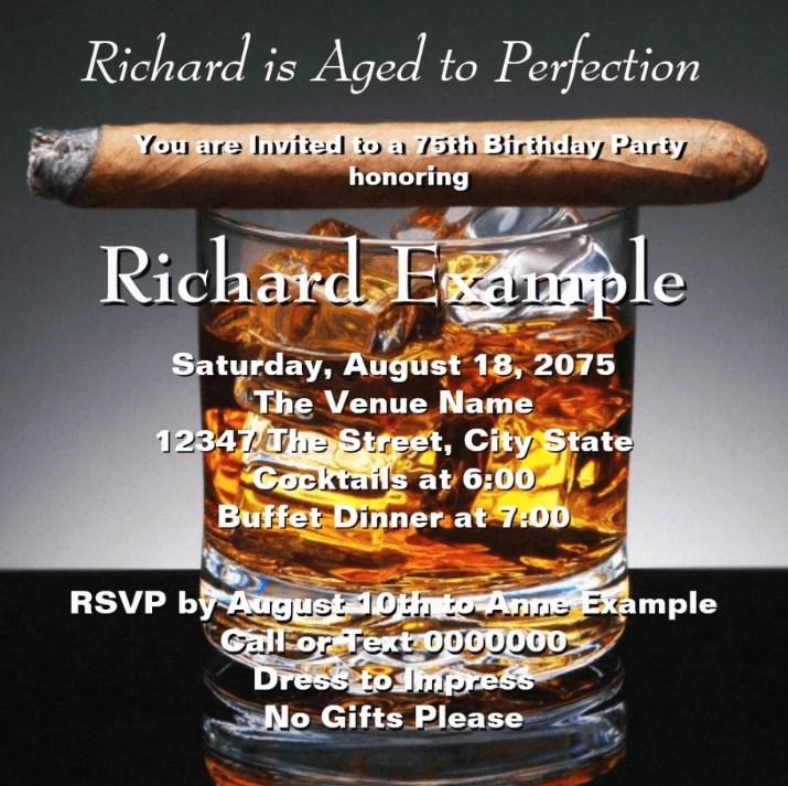 Formal Invitation Wording