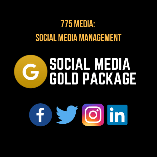 12 775 Media De La Rosa Productions Social Media Gold Package