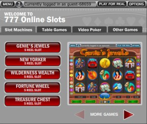 casino rama hacked Slot