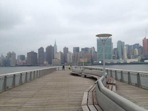 Gantry Park, Long Island City, NYC.
