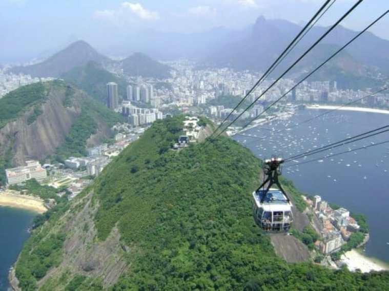 Sugar Loaf, Rio.