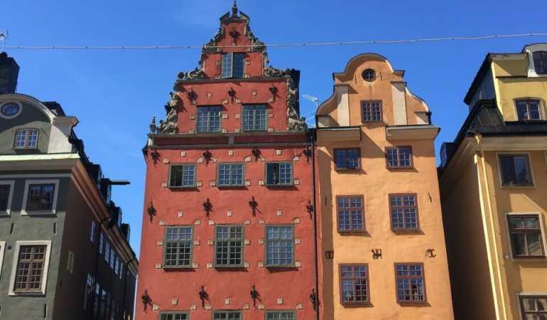 Gamla stan, Stockholm.
