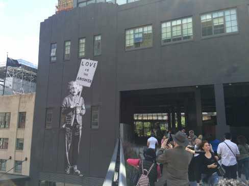 Highline, NYC.