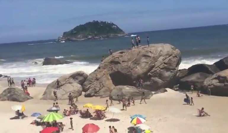 Video completo do Passeio pelas Praias Selvagens, Rio de Janeiro