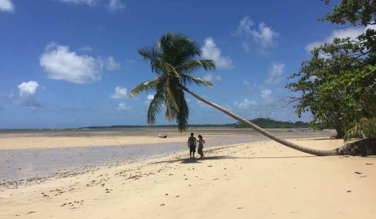 Restaurants and Hotels in Boipeba,Bahia