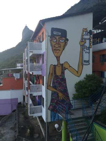 Favela Tour.