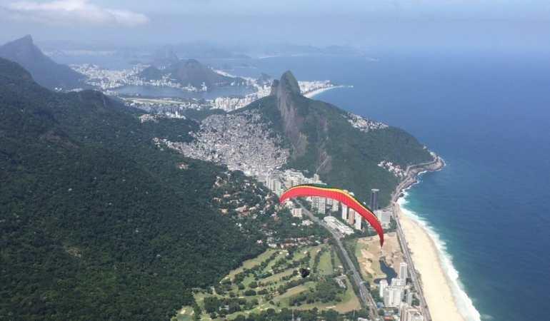 Pedra da Gavea Hike, Rio
