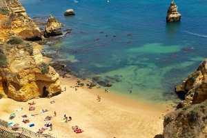 Beaches in Algarve