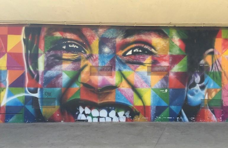 grafites de São Paulo