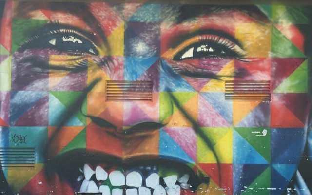 Melhores murais de grafite de São Paulo