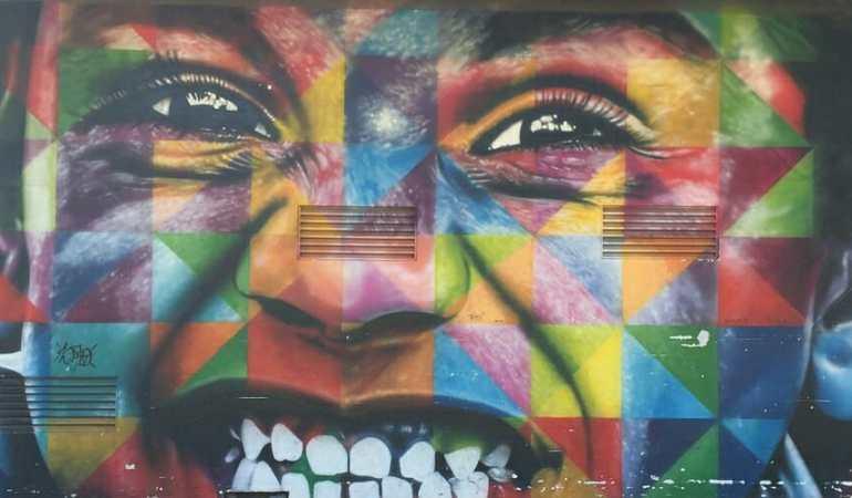 São Paulo: the mecca of graffiti art!