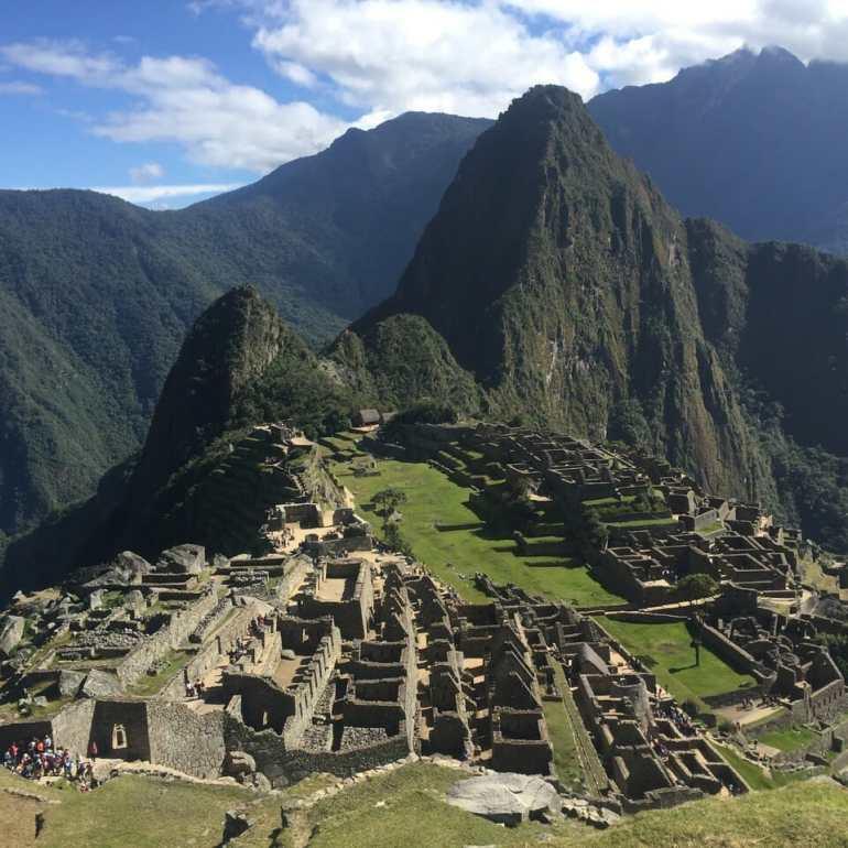 Machu Picchu gastando pouco Montanha Machu Picchu Dicas para Visitar Machu Picchu