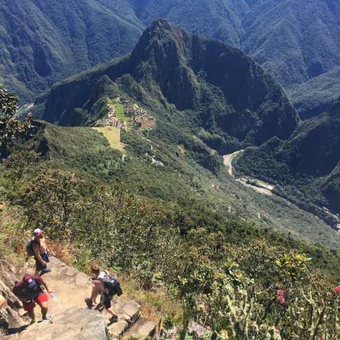 Machu Picchu on a budget machu picchu mountain