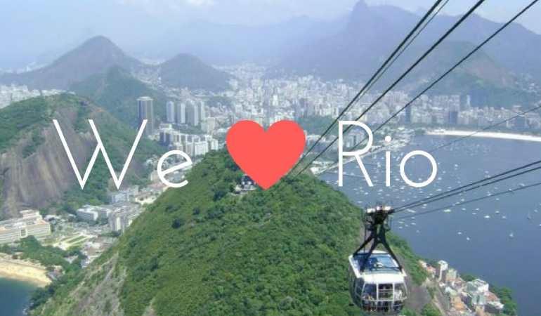 A taste of Rio.
