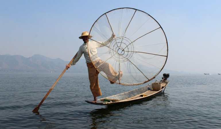 Lago Inle, Myanmar – Porque a Visita Vale à Pena!