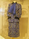 Power dressing: 1950s dictator's wife-style