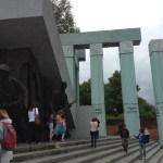 Warsaw Uprising memorial