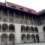 Zamec Courtyard