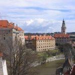 Bratislavsky hrad from Staré Mêsto