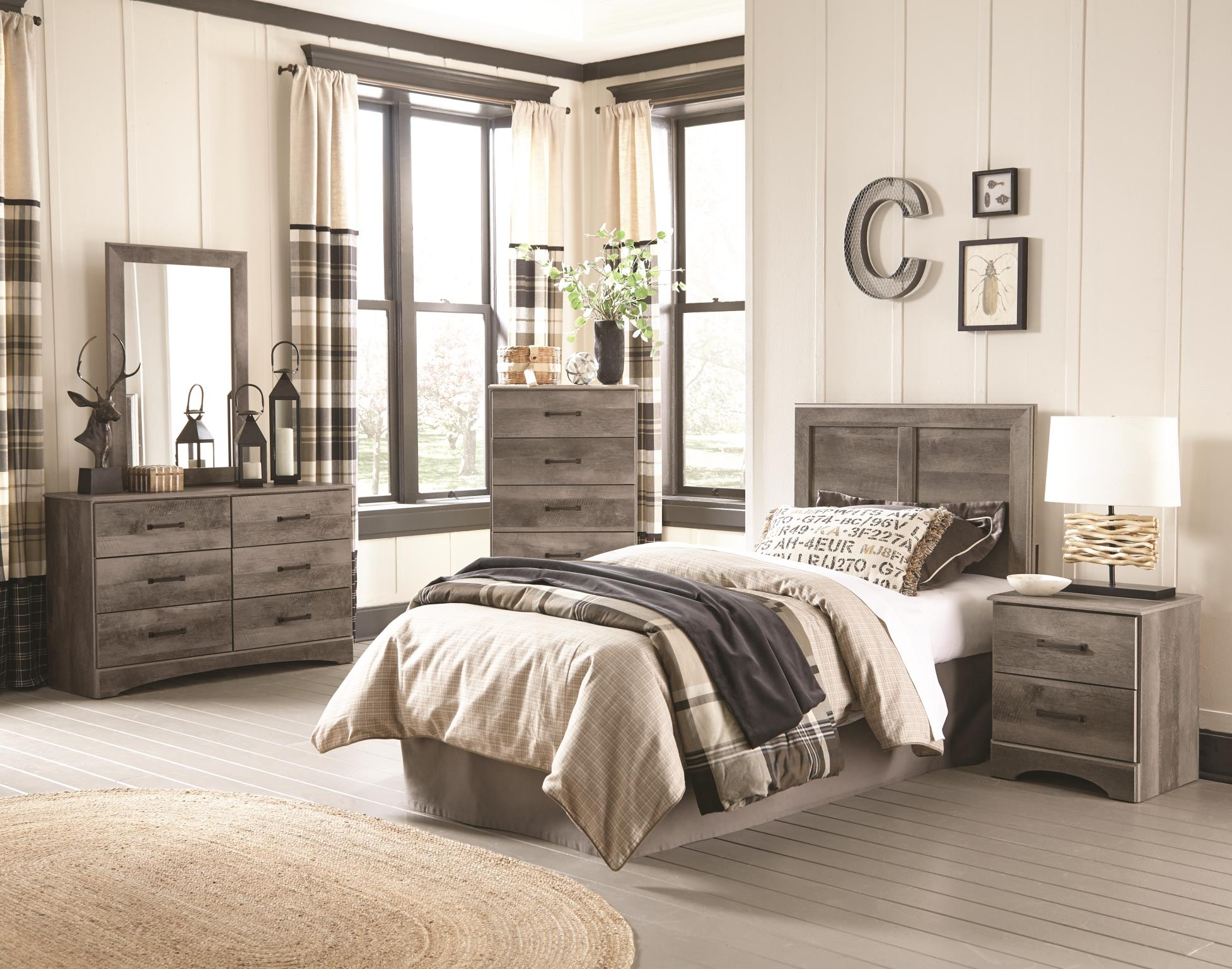 sawyer grey four bedroom set on Cheap Childrens Bedroom Furniture Sets id=53249