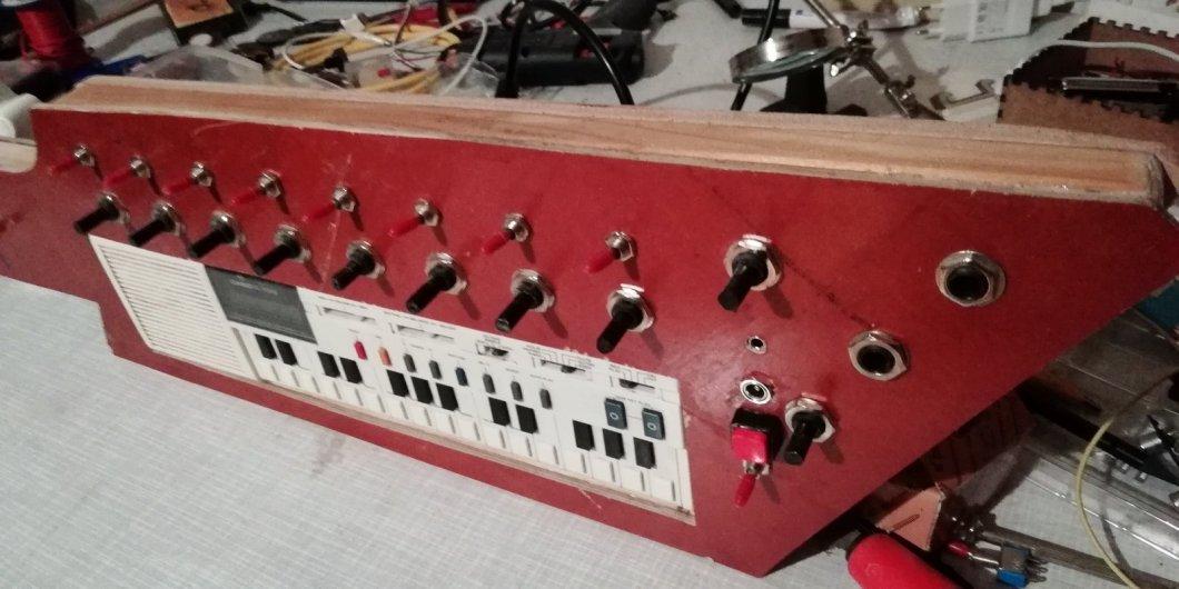 Casio VL Tone Keytar (2018)