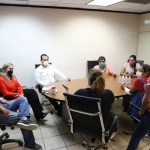 Escucha municipio peticiones de tianguistas