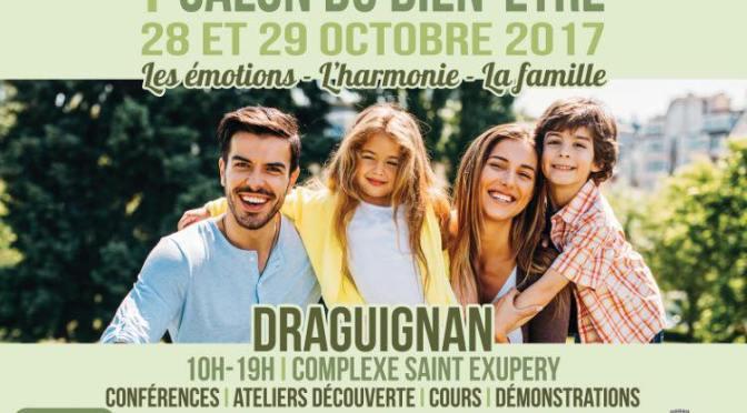 1er Salon du bien-être à Draguignan