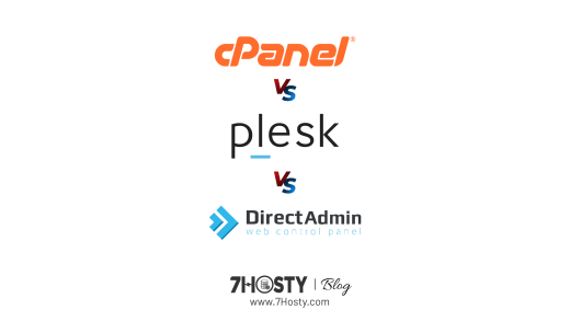 Difference Between cPanel, Plesk, and DirectAdmin
