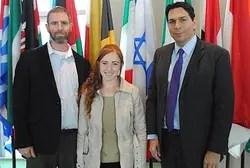 Дани Данон, Натан и Ранана Меир