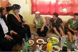 Рабби Ицхак Йосеф посетил семью Розенфельд