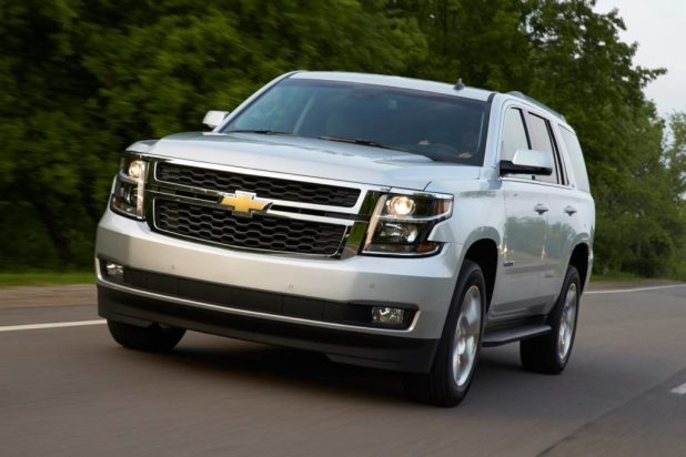 The Enormous Tahoe Will Seat Up To Nine Passengers When Given Front Row Bench Seats With Plenty Of Room