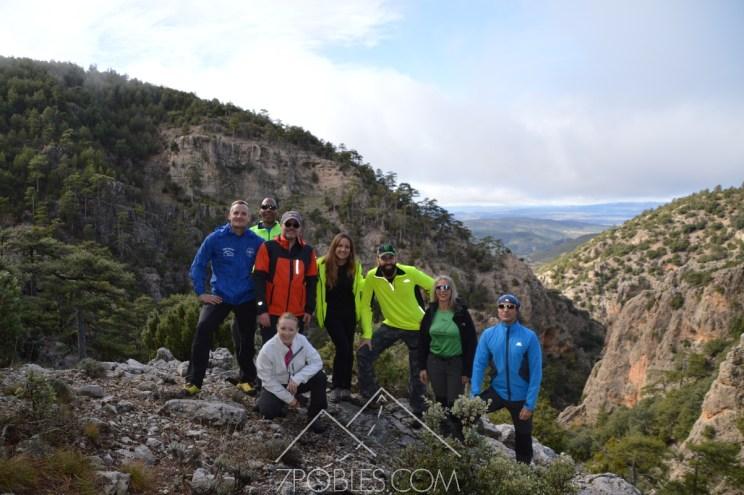 ruta cerro calderon puebla de san miguel