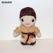 Star Wars Crochet Rey by Suzy Dias
