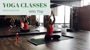 thip yoga classes