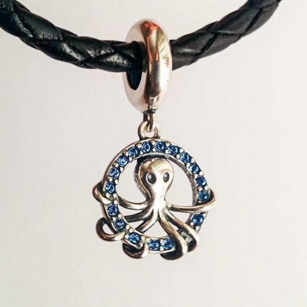 The Ring of Octopus Charm - 7SEASJewelry