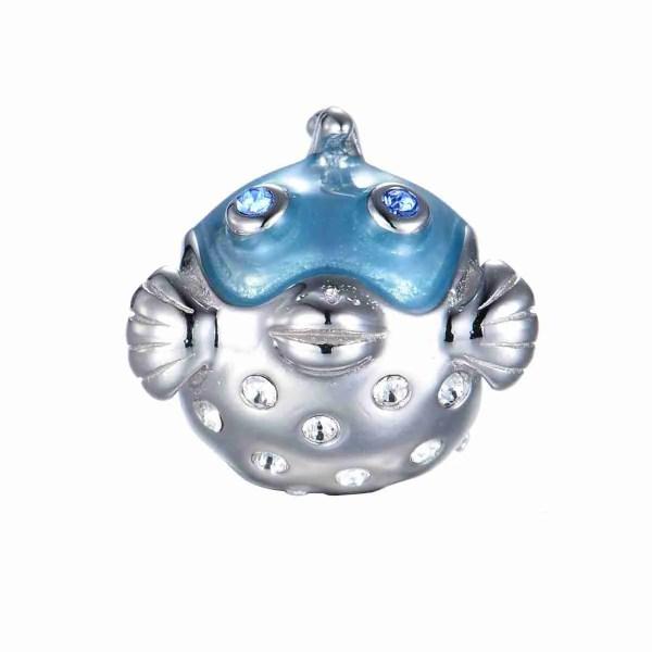 Puffer Fish Bead - 7SEASJewelry