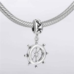 Steering Wheel Charm - 7SEASJewelry