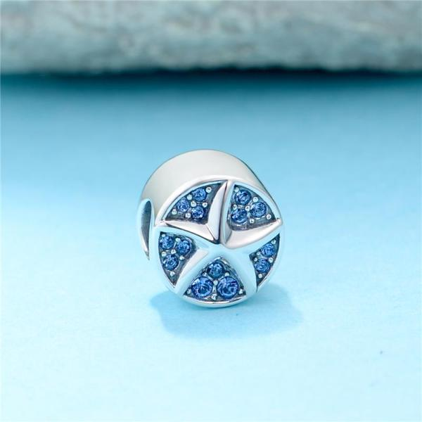 Dancing Starfish Bead - 7SEASJewelry