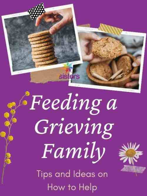 Food for a Grieving Family
