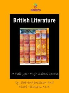 British Literature High School British Literature High School curriculum with 9 study guides to enrich classic titles. Ideal for Christian or homeschool use.