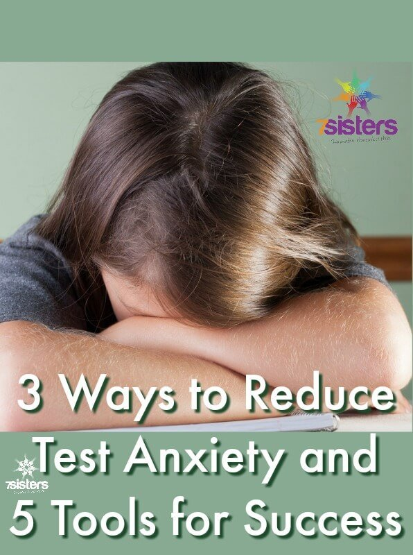 3 Ways to Reduce Test Anxiety and 5 Tools for Success