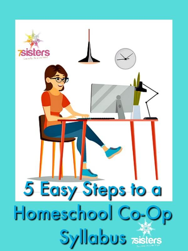 5 Easy Steps to a Co-Op Syllabus