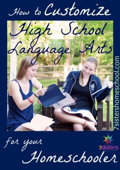 customize high school language arts